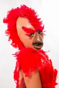 Red Bird - Creación de un personaje de teatro